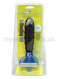 FURminator Deshedding Tool for Short Hair Dogs